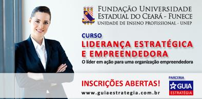 Curso de Liderança Estratégica e Empreendedora